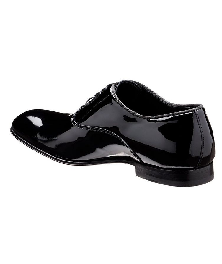 Patent Leather Oxfords image 1