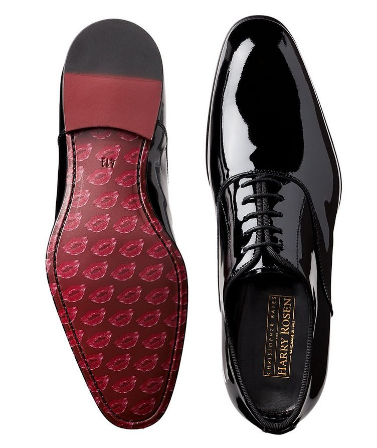 Patent Leather Oxfords image 2