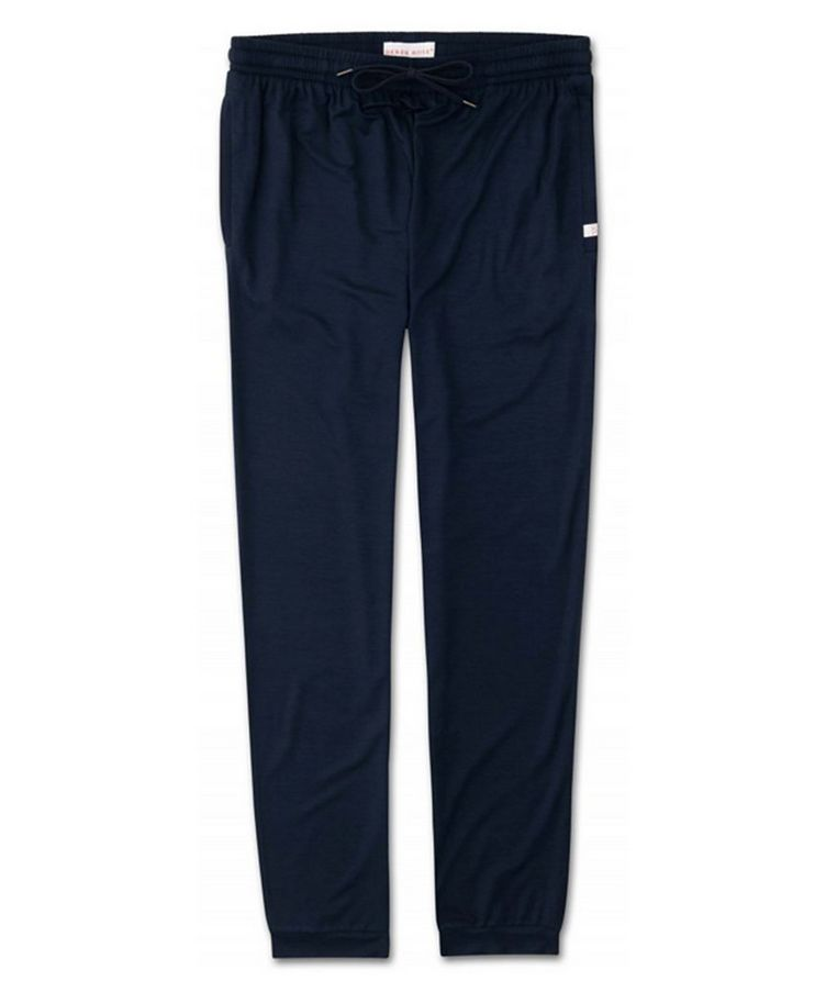 Pantalon de détente en jersey image 0