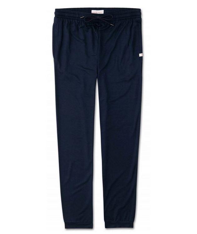 Pantalon de détente en jersey picture 1
