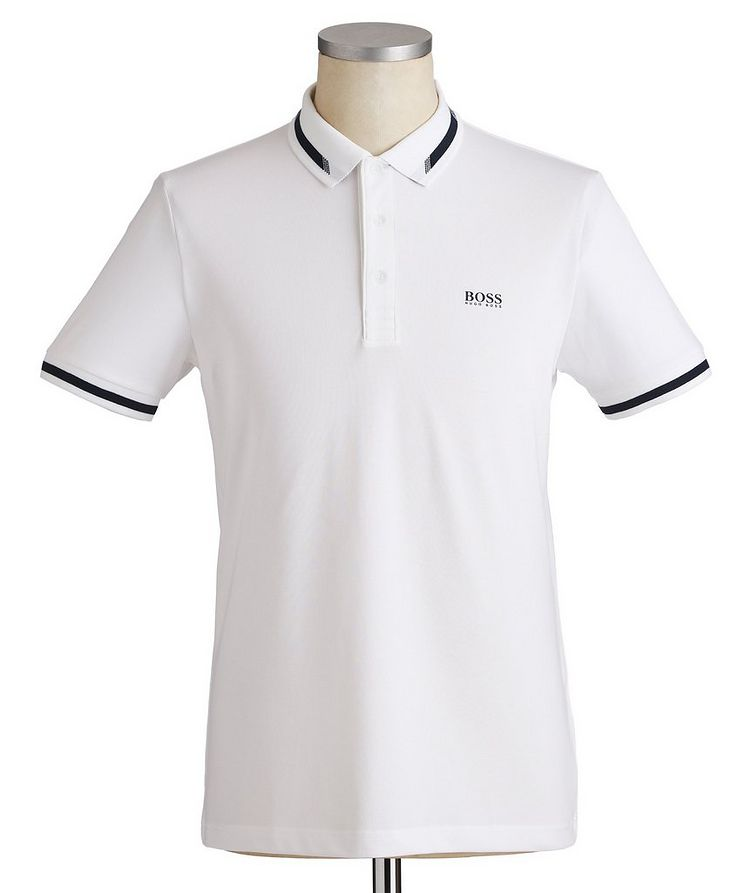 S.Café® Moisture-Wicking Polo image 0