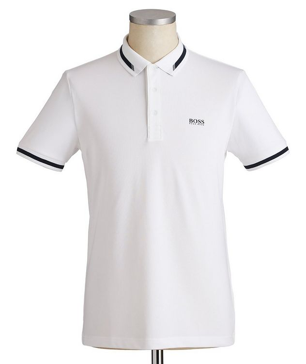 S.Café® Moisture-Wicking Polo picture 1