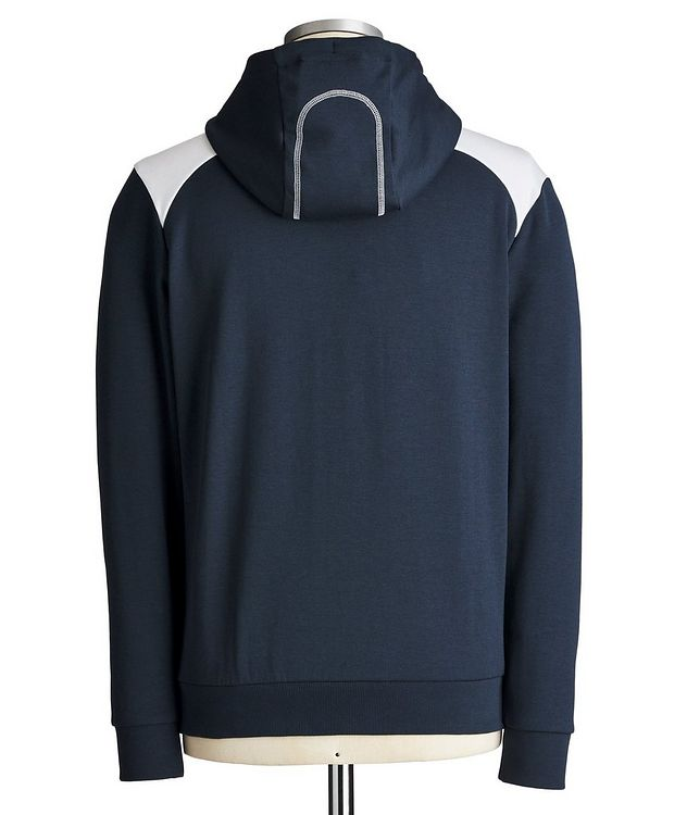 Drawstring Recycled Cotton Hoodie picture 2