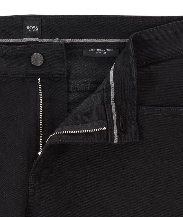 Delaware Stretch-Cotton Jeans image 2