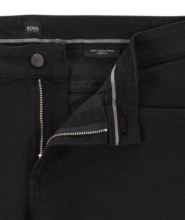Delaware Stretch-Cotton Jeans picture 3