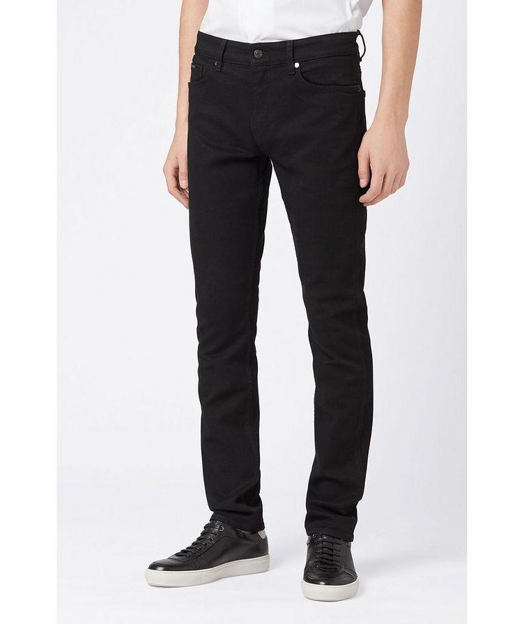 Delaware Stretch-Cotton Jeans image 3