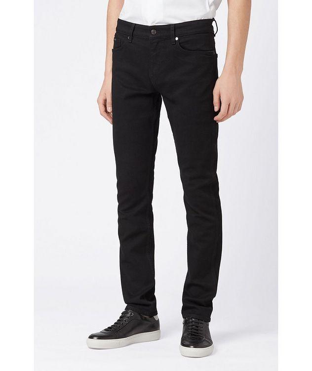 Delaware Stretch-Cotton Jeans picture 4