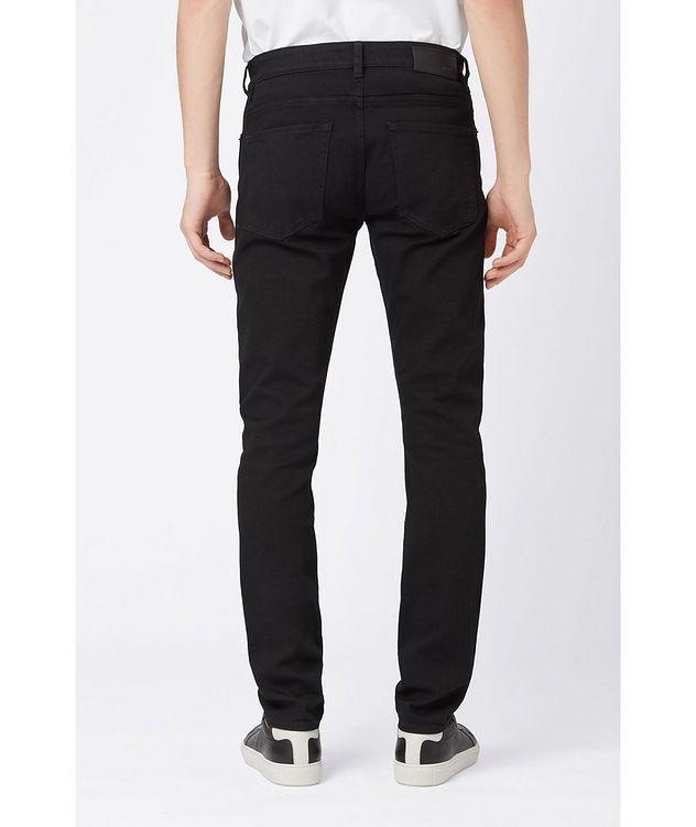 Delaware Stretch-Cotton Jeans picture 5