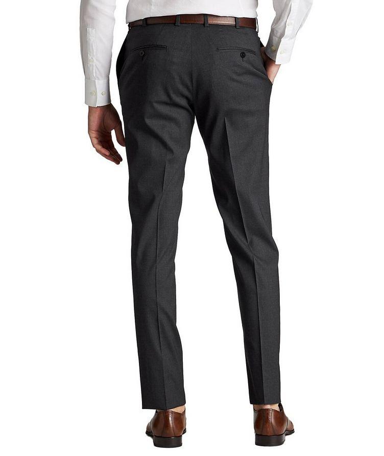 Stretch Wool-Silk Dress Pants image 1