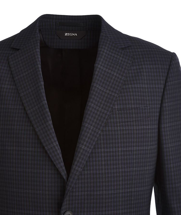 Tailor Drop 8 Checkered Suit image 1