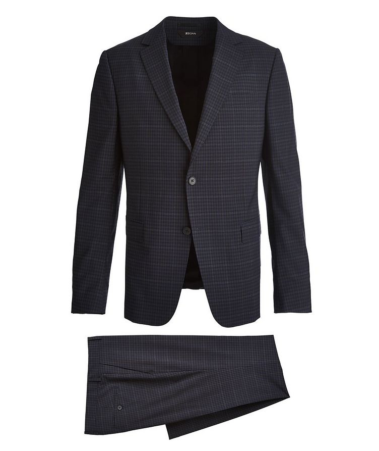 Tailor Drop 8 Checkered Suit image 0