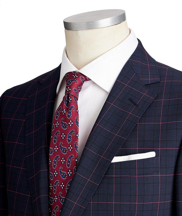 Tailor Drop 8 Stretch-Wool Suit picture 2