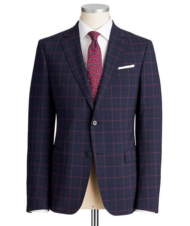 Tailor Drop 8 Stretch-Wool Suit picture 1