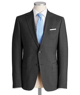 Z Zegna Tailor Drop 8 Checked Suit