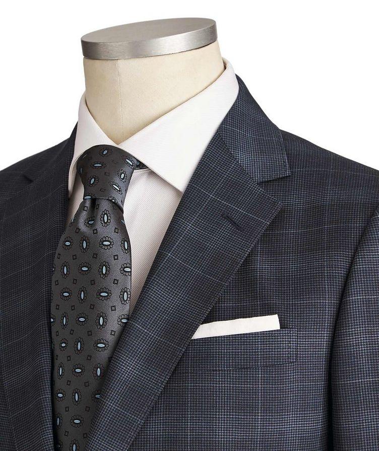 Drop 8 Windowpane-Check Suit image 1