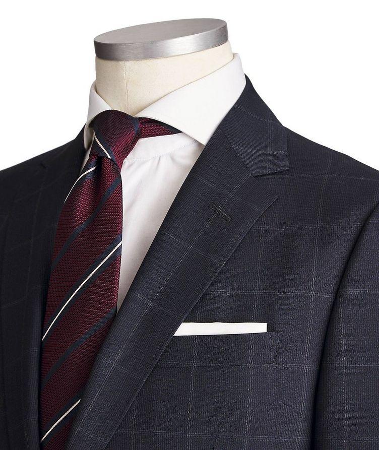 Tailor Drop 8 Windowpane Suit image 1
