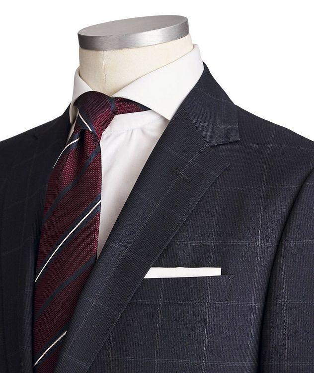 Tailor Drop 8 Windowpane Suit picture 2