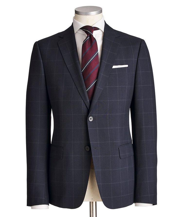 Tailor Drop 8 Windowpane Suit image 0