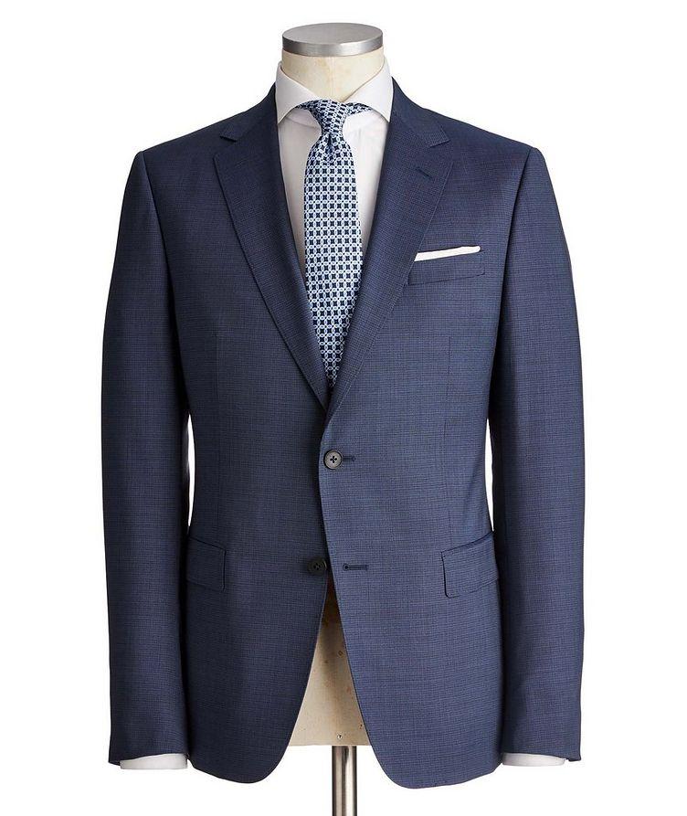 Drop 8 Crosshatched Suit image 0