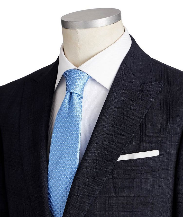 Drop 8 Checked Suit image 1