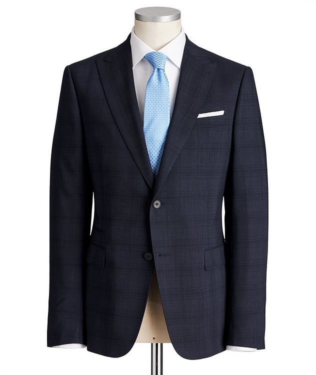 Drop 8 Checked Suit picture 1