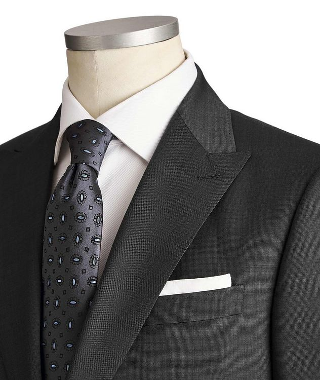 Drop 8 Checked Suit picture 2