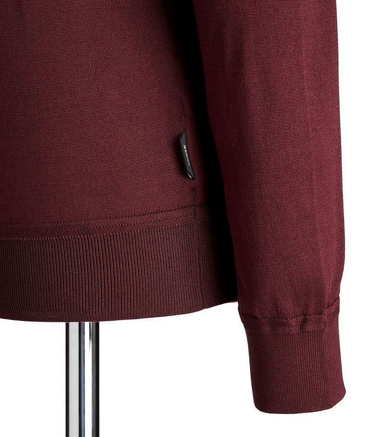 Mercerized Cotton Sweater image 1