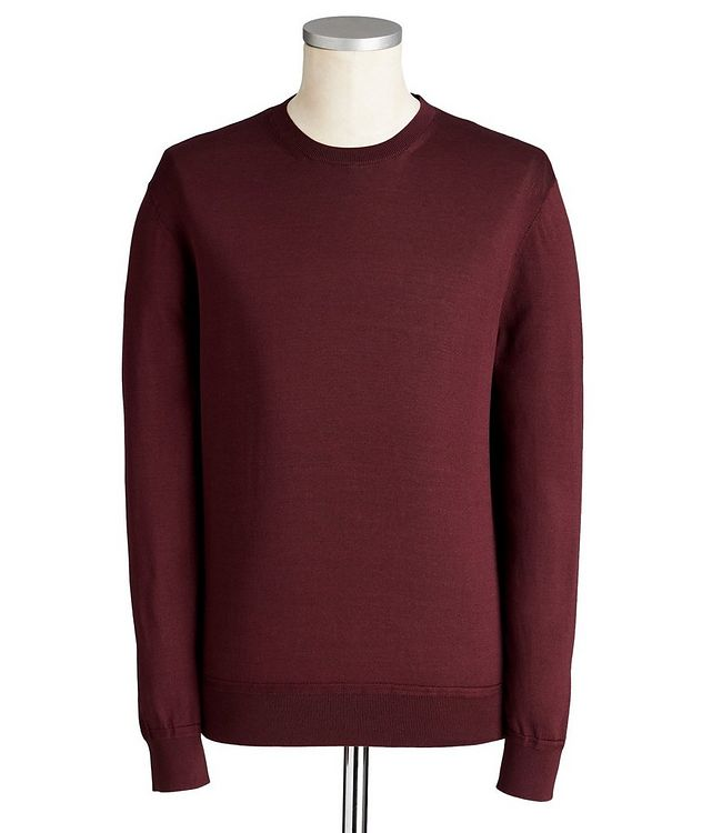 Mercerized Cotton Sweater picture 1