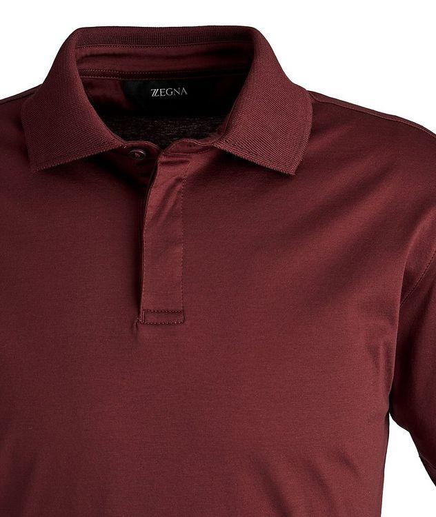 Mercerized Cotton Polo picture 2