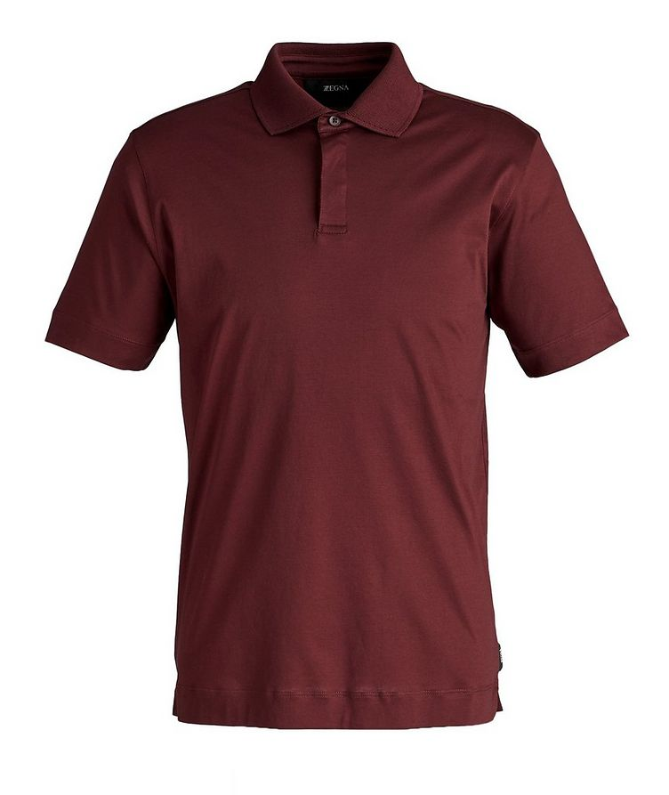Mercerized Cotton Polo image 0
