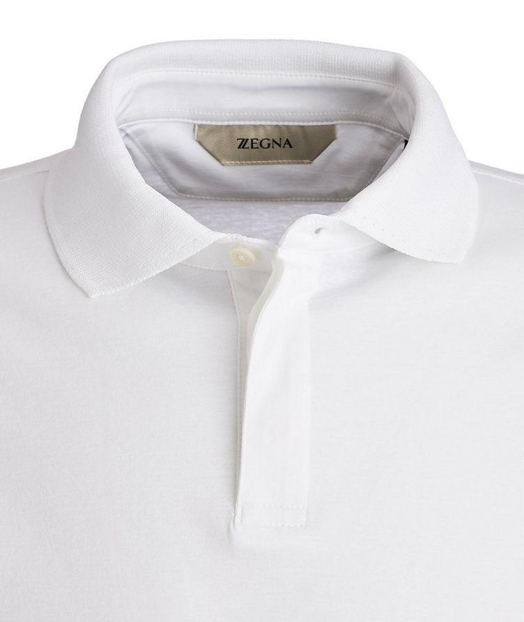 Mercerized Cotton Polo image 1