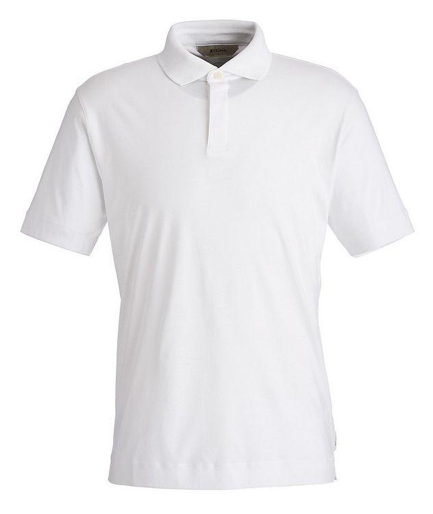 Mercerized Cotton Polo picture 1