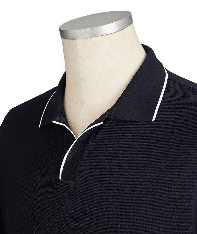 Techmerino Polo Shirt picture 2