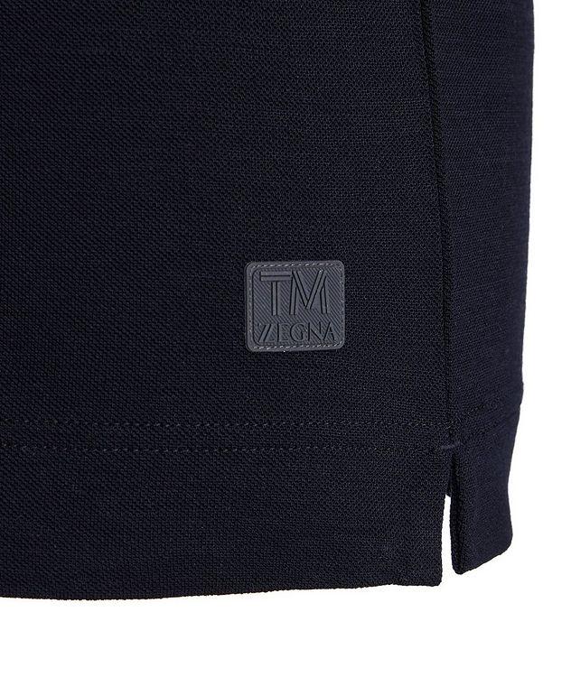 Techmerino Polo Shirt picture 3