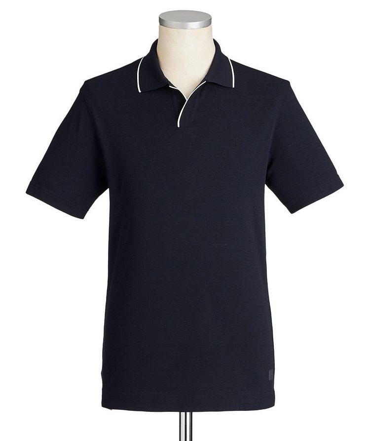 Techmerino Polo Shirt image 0