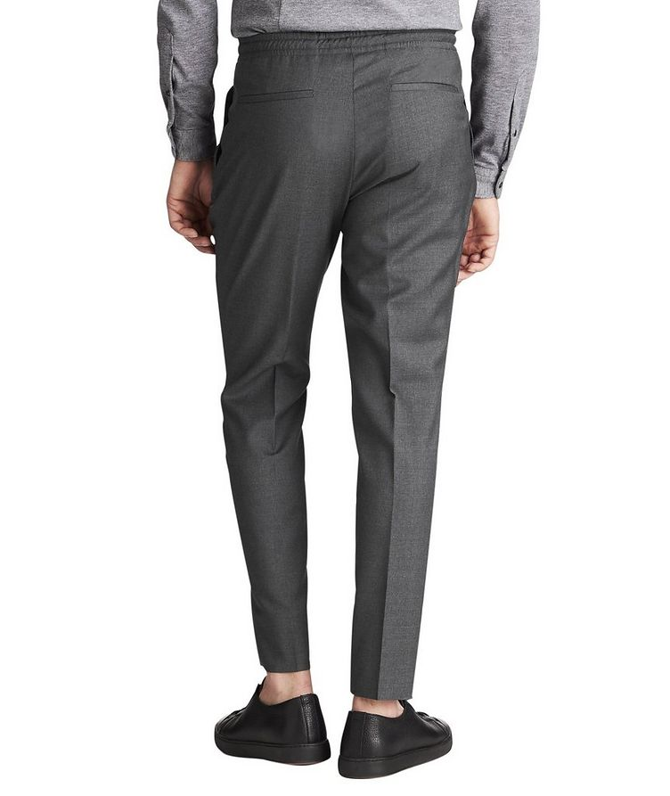 Drawstring Trousers image 1