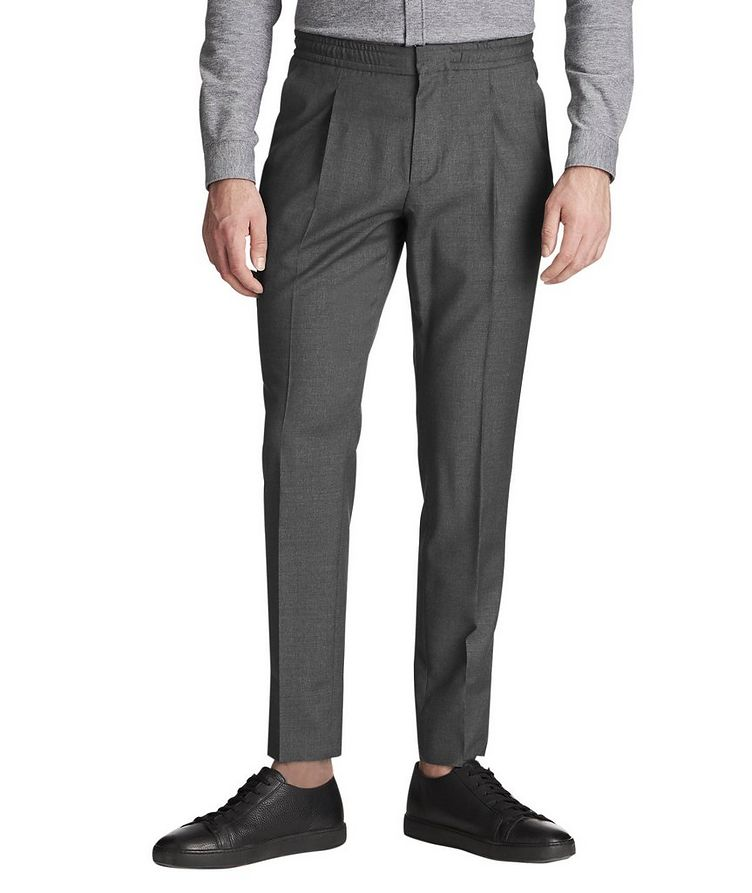 Drawstring Trousers image 0