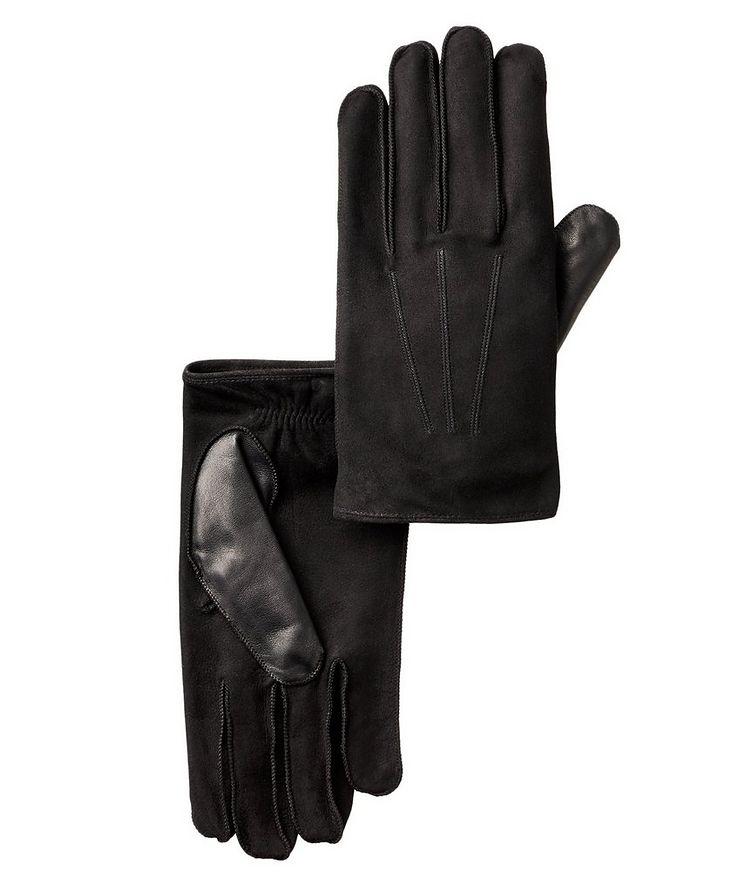 Suede Gloves image 0