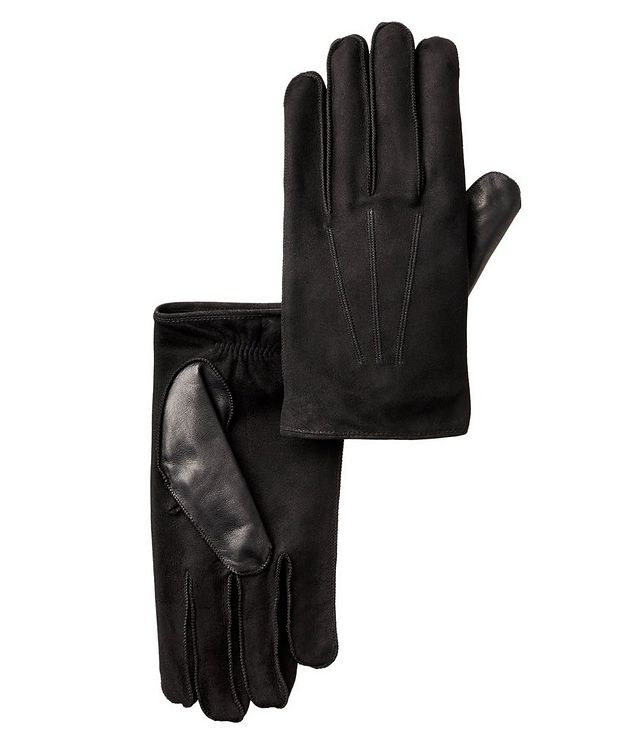Suede Gloves picture 1
