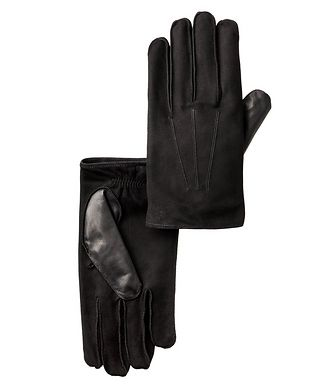 Ermenegildo Zegna Suede Gloves