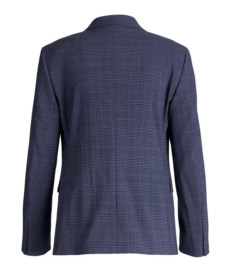 Deco Drop 8 Checked Stretch-Wool Sports Jacket image 1