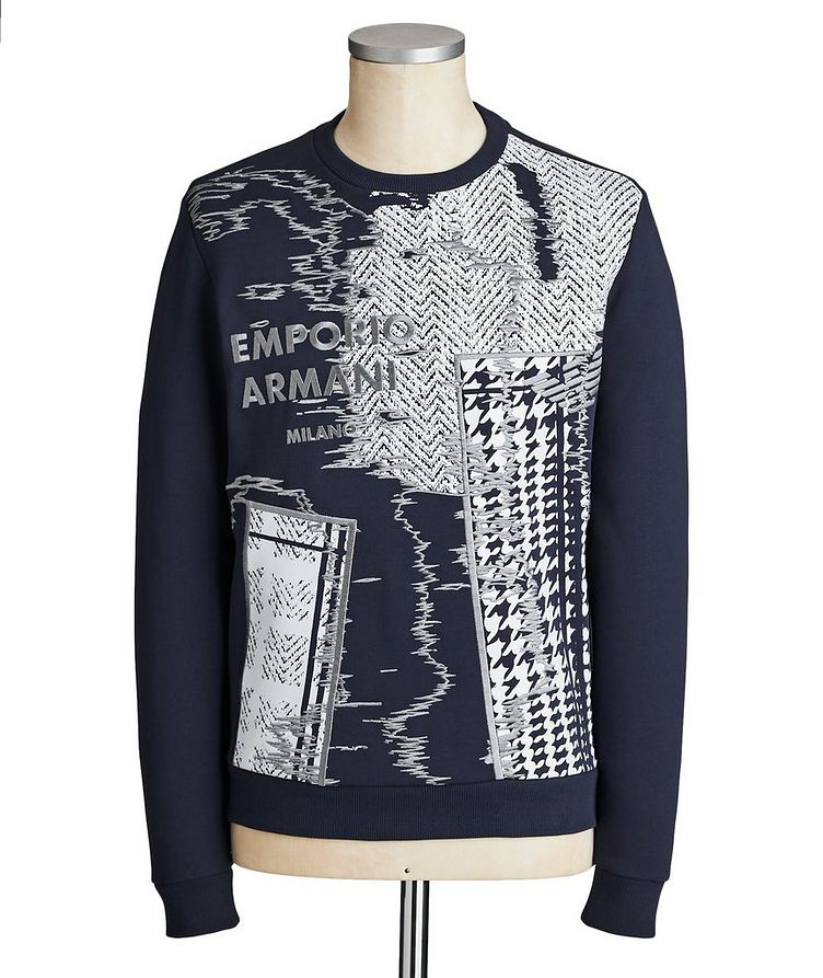 Cotton Sweatshirt image 0