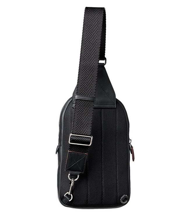 Maserati Crossbody Backpack picture 2
