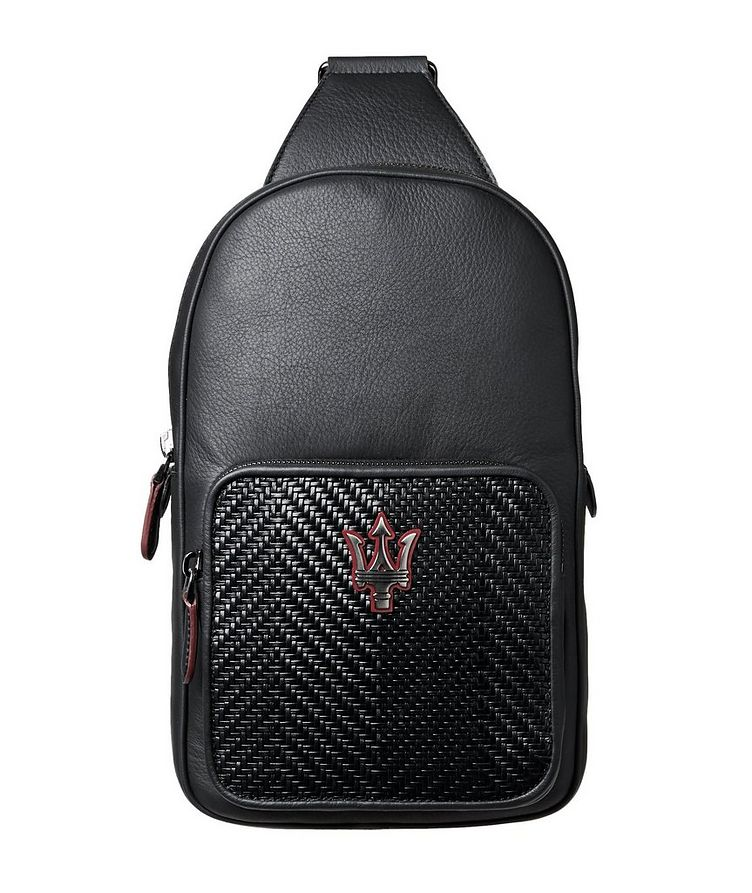 Maserati Crossbody Backpack image 0