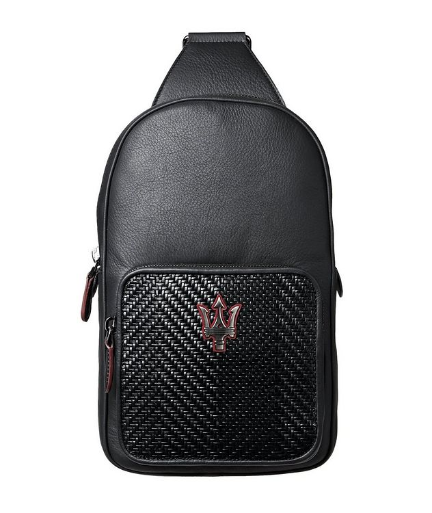 Maserati Crossbody Backpack picture 1