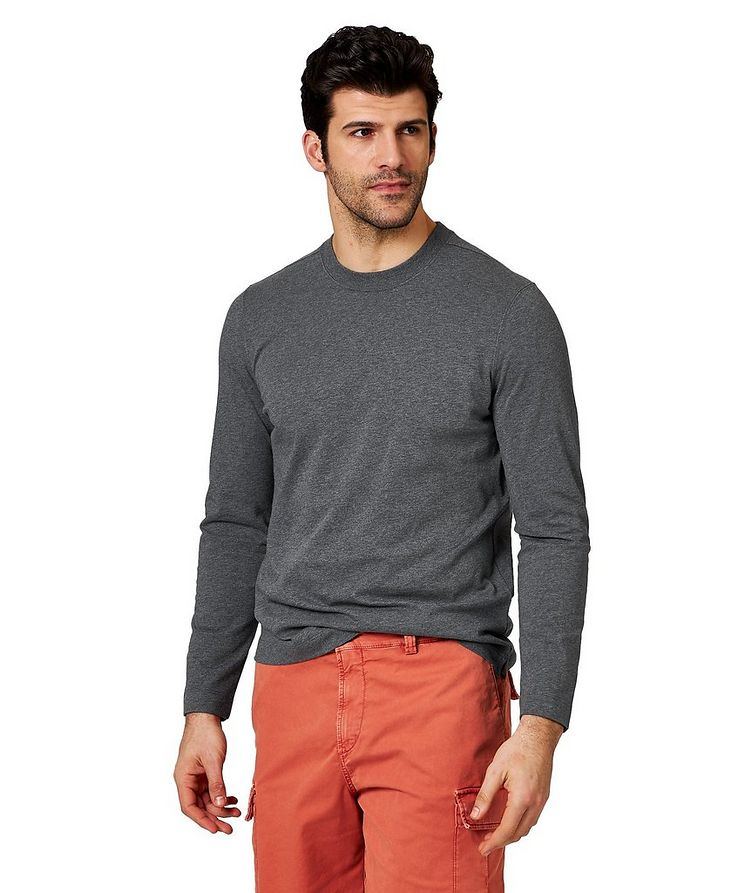 Cotton Sweatshirt image 0
