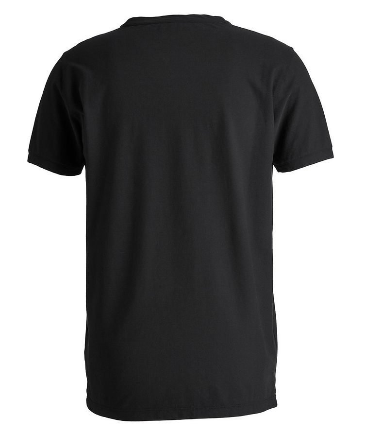 Silk-Cotton T-Shirt image 1