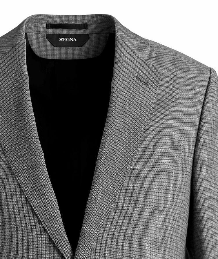 Tailor Drop 8 Patterned Suit image 1