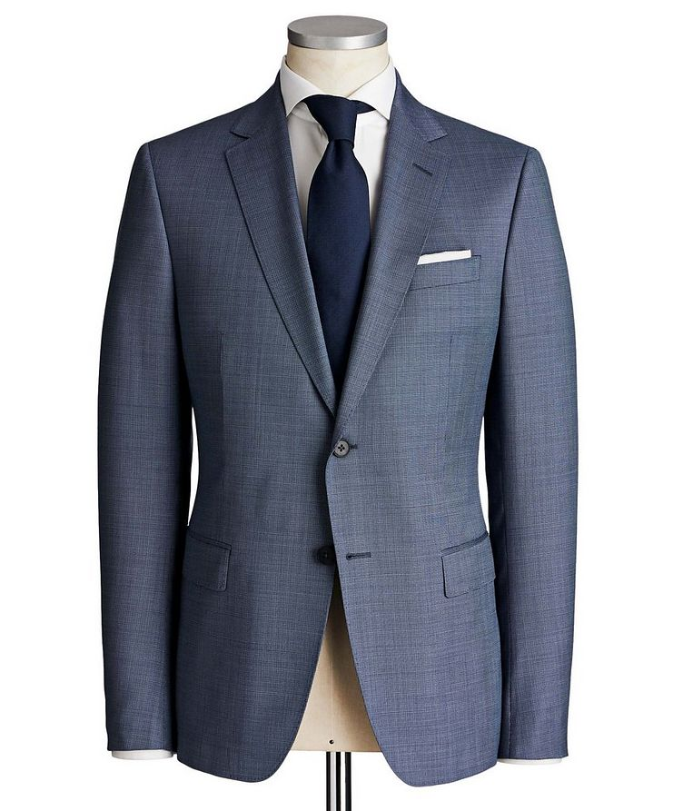 Drop 8 Checked Suit image 0
