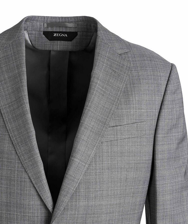 Drop 8 Glen Checked Suit image 2